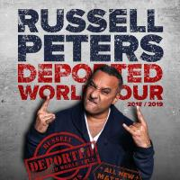 Superstar Comedian Russell Peters Returns To Asia With The Deported World Tour