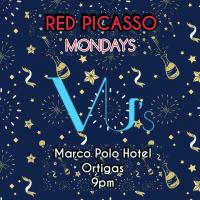 RED PICASSO AT VU'S SKY LOUNGE