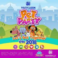 Pet Party at sm calamba
