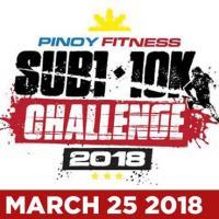 Pinoy Fitness SUB1 10K Challenge 2018