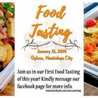 Osio's Catering 1st Food Tasting for 2018