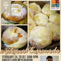 Artisanal Ensaimada Workshop with Chef Dan Basilio