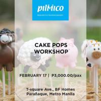 Cake Pops Workshop II