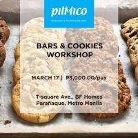 Bars & Cookies Workshop
