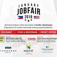 January Job Fair 2018
