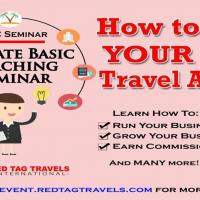 Abc Seminar: How to start your own Travel Agency