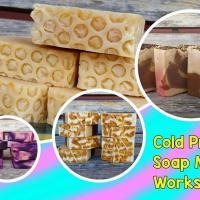 Basic and Intermediate Soap Making Class Workshop