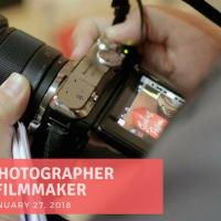 From Photographer to Filmmaker