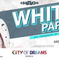 WHITE PARTY AT CHAOS MANILA
