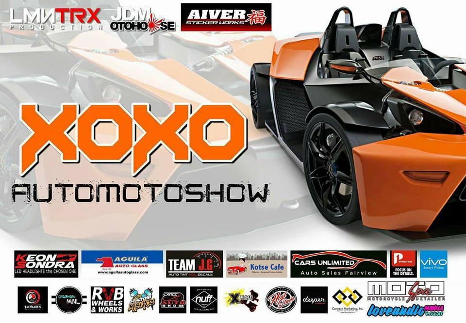 XOXO AUTOMOTOSHOW