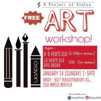 Free Art Workshop