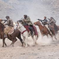 "Blockbuster Producer Behind Chris Hemsworth's ""12 Strong"""