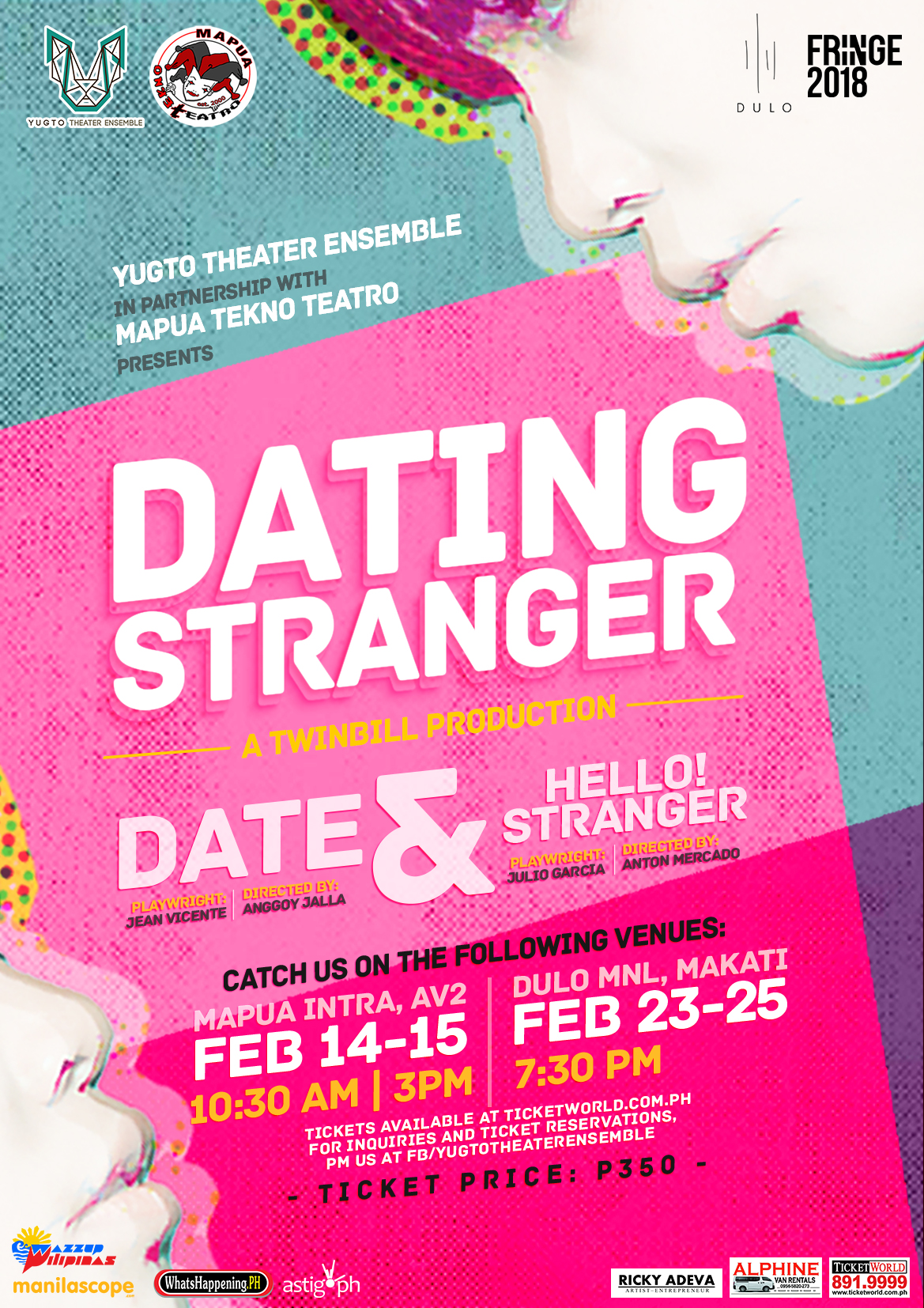 Dating Stranger