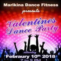 Marikina Dance Fitness- Valentines Dance Party