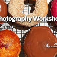 Food Photography Workshop with Gabby Cantero