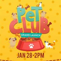 SM Pet Club Official Launch