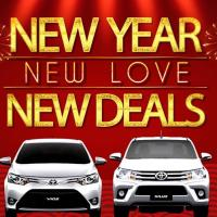 New Year- New Love- New Deals