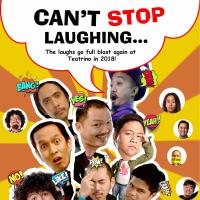 """Comedy Manila's  FUNNY FRIDAYS """"CAN'T STOP LAUGHING"""""""