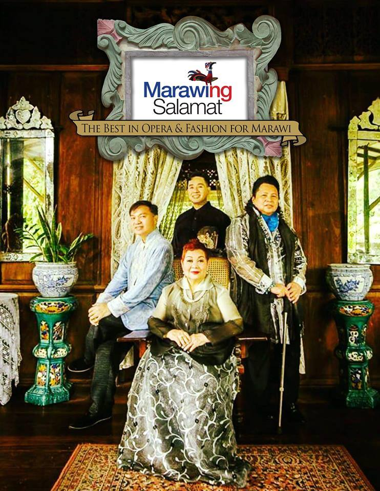 Marawing Salamat: The Best of Opera and Fashion for Marawi