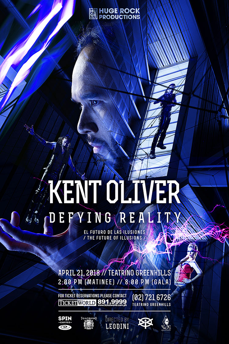 KENT OLIVER Defying Reality
