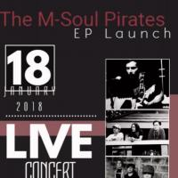 THE M-SOUL PIRATES EP LAUNCH AT SAGUIJO CAFE + BAR EVENTS