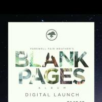BLANK PAGES ALBUM DIGITAL LAUNCH AT 70'S BISTRO