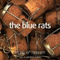 BLUES FRIDAY WITH THE BLUE RATS AT THE MINOKAUA
