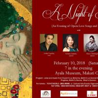 A NIGHT OF LOVE An Evening of Opera Love Songs and Duets