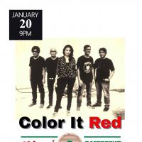 COLOR IT RED AT SKIPPY'S GASTROPUB MANILA