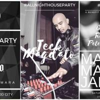SATURDAY HOUSEPARTY BEATS BY JECK MAGDATO AT UNIT 27 BAR+CAFE