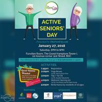 Active Seniors' Day