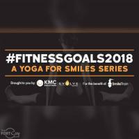 FitnessGoals2018: Yoga Series