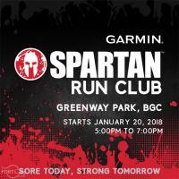 Garmin Spartan Run Club