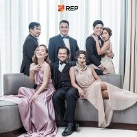 The Hilarious A Comedy of Tenors Opens REP's 2018 Season