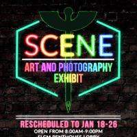 Scene: Art and Photography Exhibit