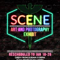Scene: Art and Photography Exhibit