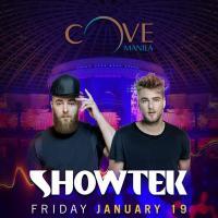 Showtek Live in Cove Manila