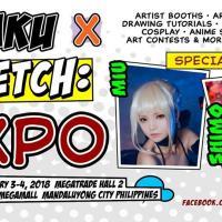 Otaku X Sketch: Expo