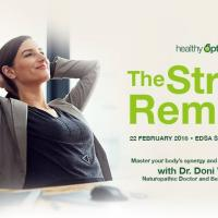 Healthy Options Talks 2018: The Stress Remedy