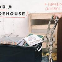 Book Bar At The Warehouse; A Fundraising Gathering