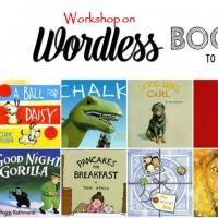 Wordless Book - Integrated Creative Writing & Visual Arts