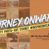 Journey Onwards: A Charity Photo + Art Exhibit #InspiredByCarlos