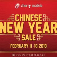 Cherry Mobile Chinese New Year Sale