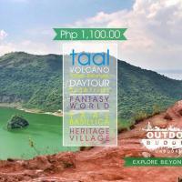 Taal Volcano Daytour + Sidetrips