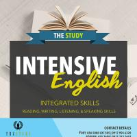 Intensive English – April 2018