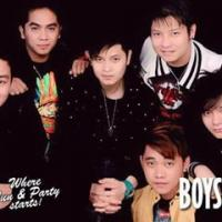 BOYS OF SIX AT COWBOY GRILL MALATE