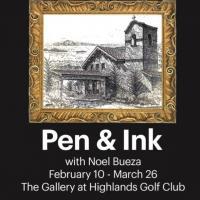 PEN & INK with NOEL BUEZA