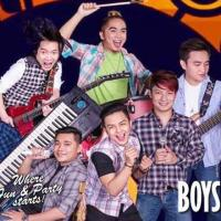 BOYS OF SIX AT COWBOY GRILL LAS PINAS