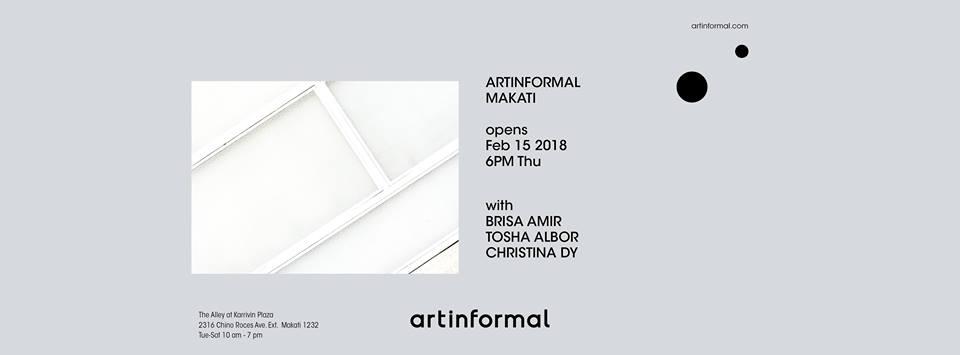OPENING: ARTINFORMAL MAKATI