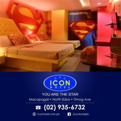 ICON Hotel - North EDSA